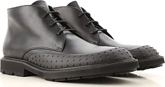 Tod's Polacchine Uomo On Sale in Outlet, Nero, pelle, 2019, 39.5 41.5 42 42.5 44.5
