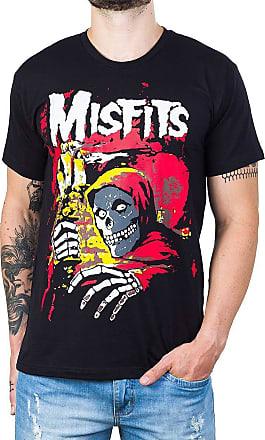 Bandalheira Camiseta Misfits American Psycho 100% Algodão
