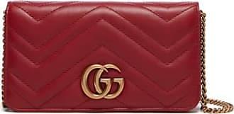 Gucci Mini sac GG Marmont en cuir matelassé