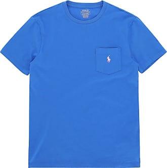 Ralph Lauren Polo ralph lauren Pocket t-shirt COLBY BLUE XL