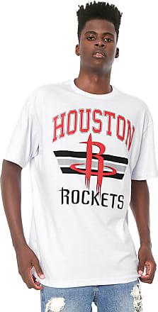 NBA Camiseta NBA Houston Rockets Branca