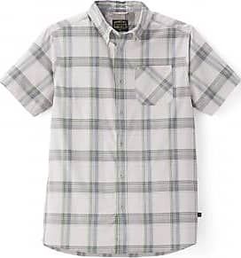 United By Blue Mens Forres Plaid Button-Down Shirt