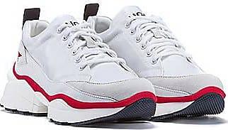 HUGO BOSS Sneakers im Laufschuh-Stil mit zweigeteilter Sohle