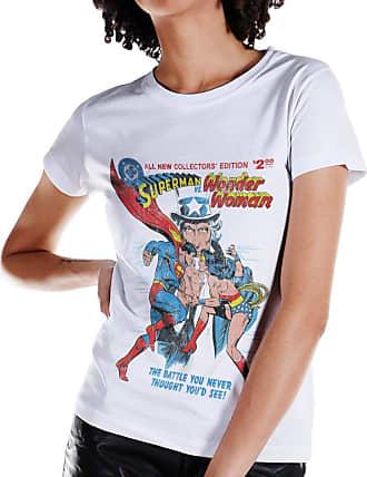 DC Comics Camiseta Wonder Woman VS Superman