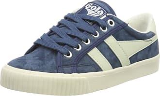 Gola Quota 2 Sneakers Plimsolls Trainers Black White Size UK 6 EU 39 Shoes