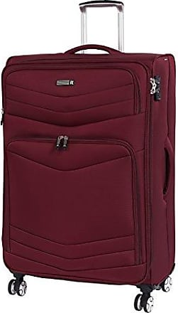 IT Luggage Intrepid 31.7 8 Wheel Spinner, Dark Red