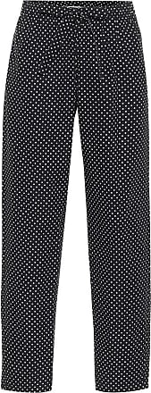 Undercover Dotted cotton pants