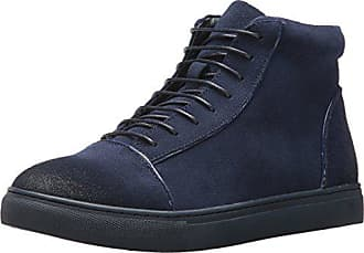 English Laundry Mens Grundy Fashion Sneaker, Navy, 10.5 M US