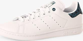 adidas Originals Damen Sneaker aus Leder - Stan Smith weiss