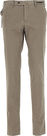 PT01 Pants for Men On Sale, Dust Light Grey, Cotton, 2017, 38