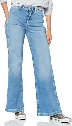 Pepe Jeans London Womens Maria Pl203428 Flared Jeans, Blue (Archive Medium Bright Blue Denim 000), W29/L32