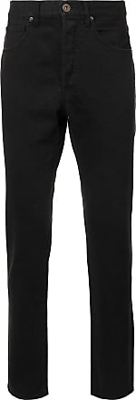 321 Calça jeans cenoura - Preto