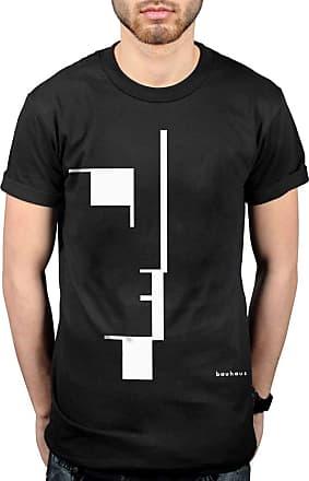AWDIP Official Bauhaus Big Logo T-Shirt, Black, XXL