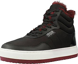 Armani Jeans Stiefelleten Boots Damen, Color Schwarz, Marca, Modelo  Stiefelleten Boots ae1ebca8af