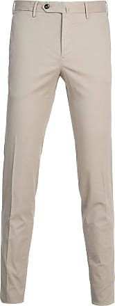 PT01 Fashion Man DT01Z00CL1TT260040 Grey Cotton Pants | Spring Summer 20