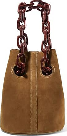 Trademark Goodall Suede Bucket Bag - Brown
