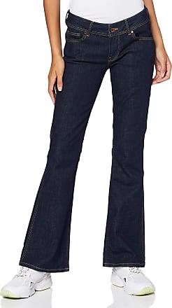 Pepe Jeans London Womens New Pimlico Flared Jeans, Blue (Denim 000), W26/L34 (Size: 26)