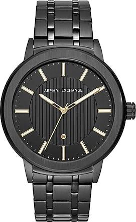 A|X Armani Exchange Relógio Quartz Maddox - Homem - Preto - Único IT