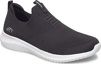 Skechers Womens Ultra Flex - First Take Låga Sneakers Svart Skechers
