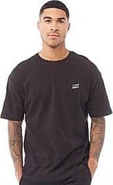 Jack & Jones boxy fit short sleeve jersey t-shirt with large print branding to the back