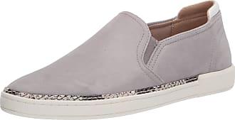 Naturalizer Womens Jade Sneaker, ICY Grey Suede, 9 Narrow