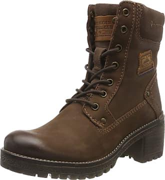 Dockers by Gerli 43ln201, Womens Ankle Boots, Brown (Schoko 360), 7 UK (40 EU)