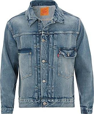 401ad9dd Levi's Levis Vintage Clothing 1953 Type II Denim Jacket Solar