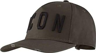 Dsquared2 Cap (Oliv) - Herren (Unisize)
