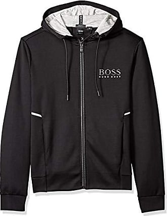 687ff130836 HUGO BOSS BOSS Green Mens Saggy Sweatshirt, Black XL