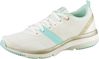 the latest f6f06 2e47f Under Armour Press 2 Fitnessschuhe Damen in ivory-refresh mint-metallic  faded gold,