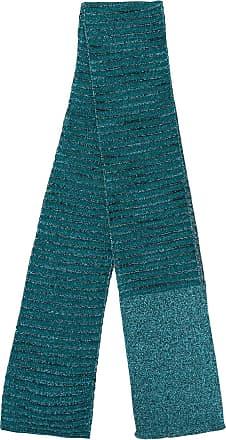 M Missoni soft knit scarf - Azul