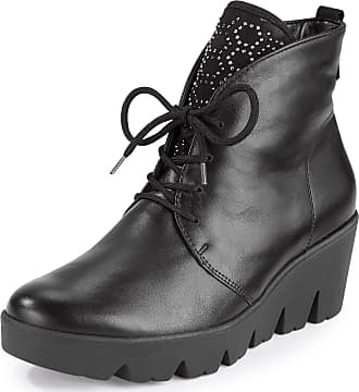 Waldläufer Hikki lace-up ankle boots Waldläufer black