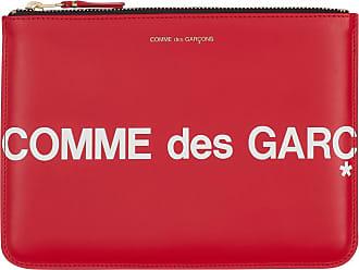 Comme Des Garçons Comme des garcons wallet Huge logo pouch RED U