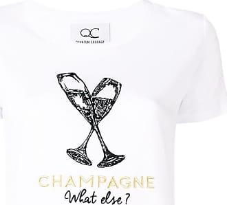 Quantum Courage Camiseta Champagne What Else? - Branco