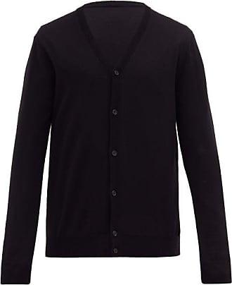 Wardrobe.NYC Wardrobe.nyc - Release 05 Knitted Merino-wool Cardigan - Mens - Black