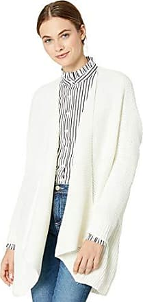 Jack Womens All Over It Striped Drape Front Cardigan