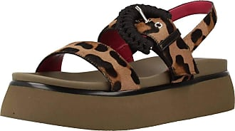 181 Women Sandals and Slippers Women Pimento Multicolor 5.5 UK