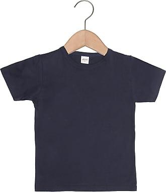 Elian Camiseta Elian Manga Curta Menino Azul