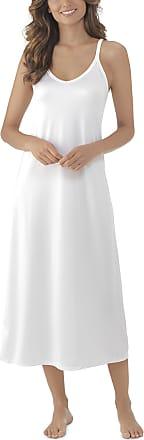 Vanity Fair Womens Spinslip 32 inch 10158 Full Slip, Spinslip-32-White, S (32 Length)