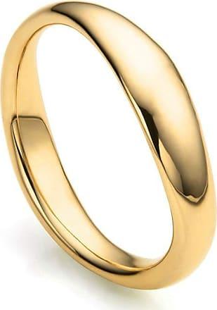 Monica Vinader Nura Reef Stacking ring - GOLD