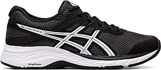 Asics Womens Gel-Contend 6 Twist Track Shoe, Graphite Gray/White, 6.5 UK