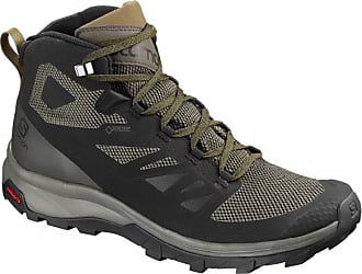 Salomon Outline Mid GTX Scarpe da trekking Uomo | grigio/nero/nero/lilla/nero/rosso/nero/beige/bianco/rosso/aranci