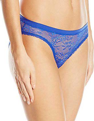 Cosabella Womens Trenta Low Rise Bikini, Blue Moon, Large