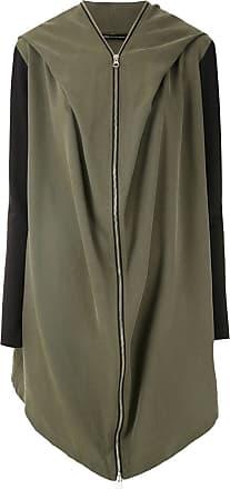 Uma Giacca con cappuccio Angola - Di colore verde