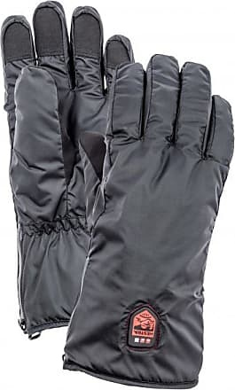 Hestra Heated Liner 5 Finger Guanti Unisex | grigio/nero