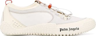 Palm Angels White panelled sneakers