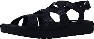 24 Horas Women Sandals and Slippers Women 24498 Blue 3.5 UK