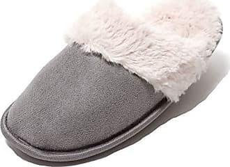 41-45 SCHWARZ Zapato Herren Cord Hausschuhe Puschen Slipper mit Fester Sohle Gr