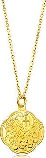 Chow Sang Sang New Year & Chinese Zodiac 999.9 Gold Horse Pendant