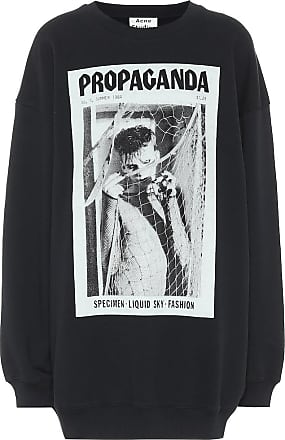 Acne Studios Propaganda Magazine cotton sweatshirt